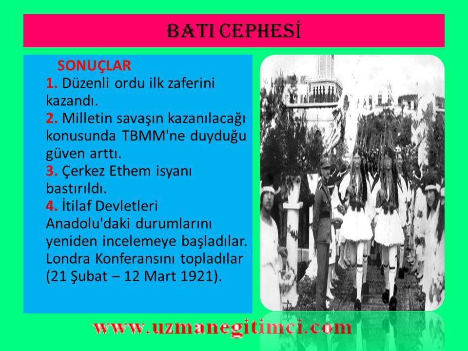 BATI CEPHES İ  I.