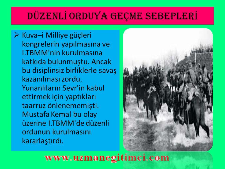 Hedef izmir  Özellikle Türk süvarileri çevik hareketleriyle büyük başarılar kazandılar.