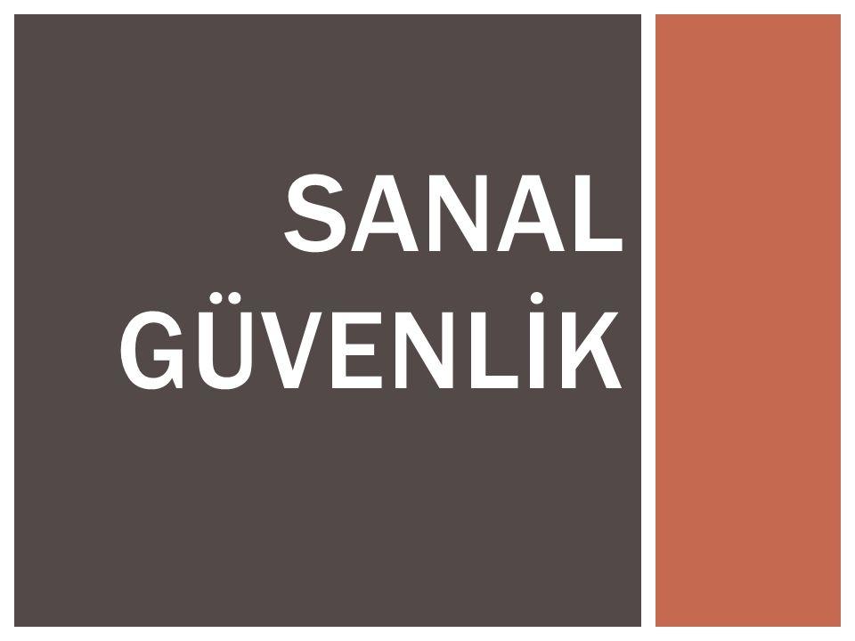 SANAL GÜVENLİK