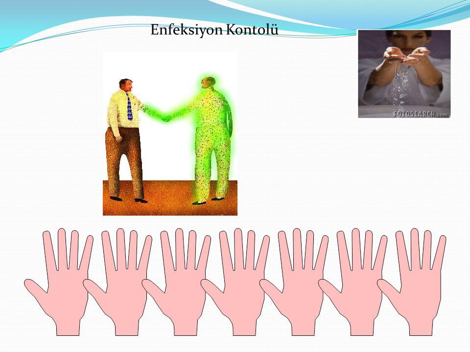 Enfeksiyon Kontolü