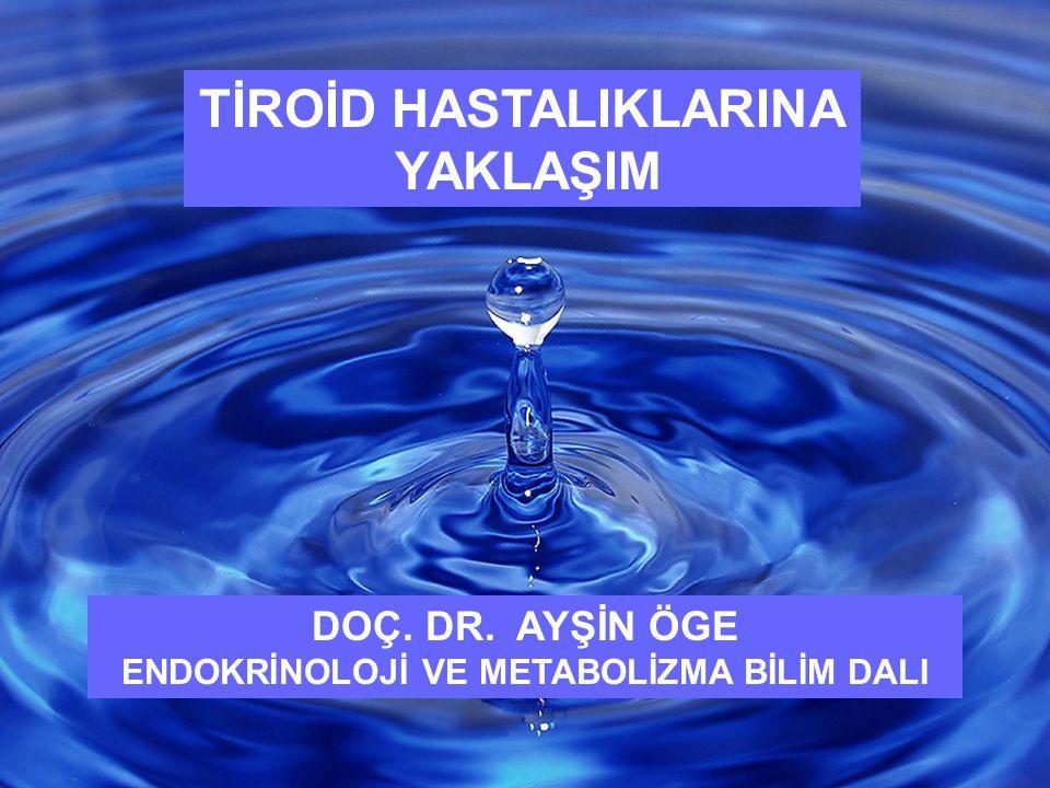 Hipertiroidizm Hipotiroidizm