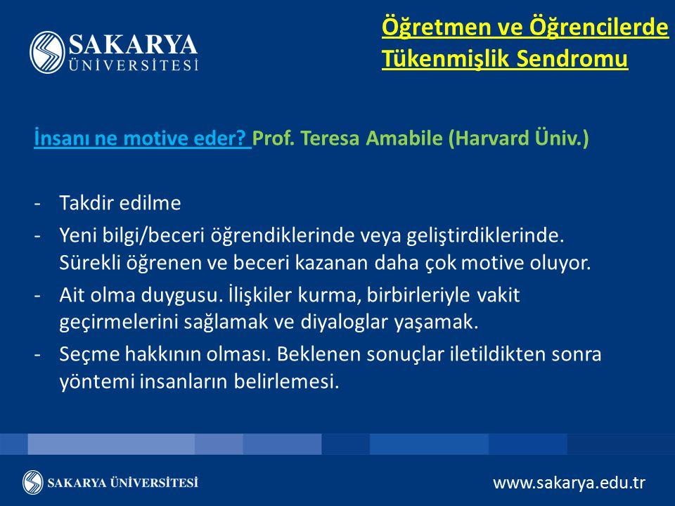 www.sakarya.edu.tr SABİS 2015 Sınav Sistemi Soru Bankası Öğrenme Çıktılarının Ölçülmesi