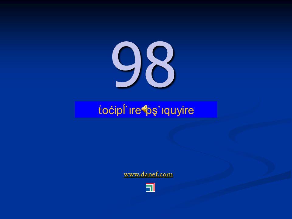 www.danef.com 97 97 ṫ oćipĺ`ıre pş`ıqublıre