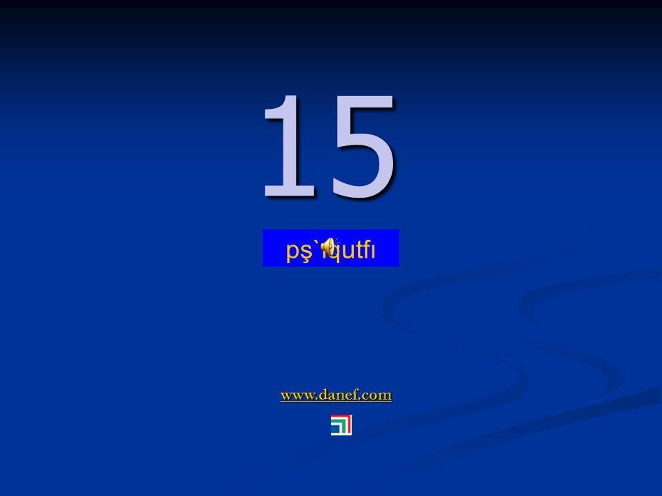 www.danef.com 14 14 pş`ıqupĺ`ı