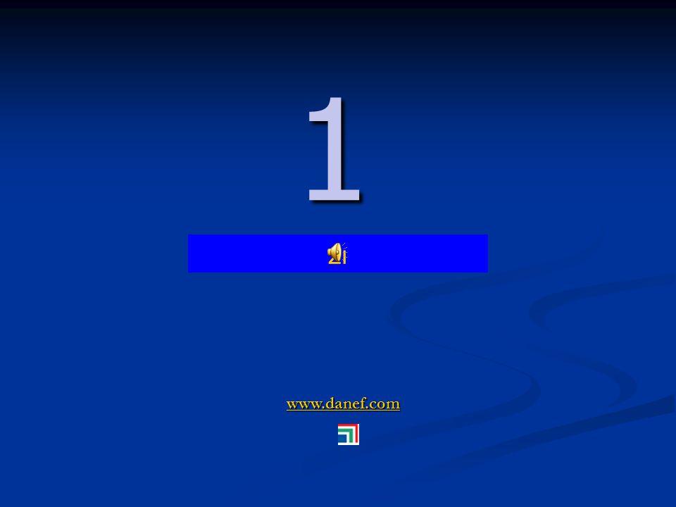 Slaytta sayılar yirmili sayı sistemine göre verilmiştir Büyük sayılarda mühendislik açısından onluk sayı sistemini kullanmak daha uygundur. www.danef.