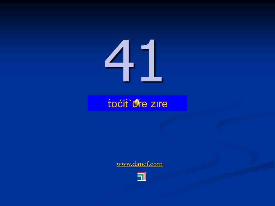 www.danef.com 40 40 ṫ oći ṫ `u