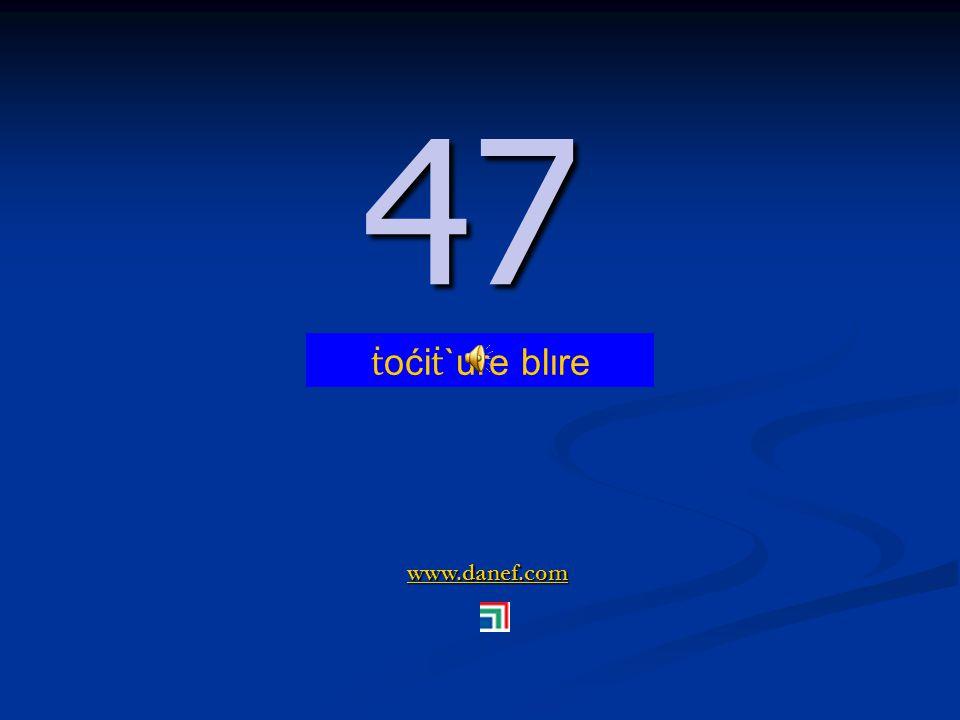 www.danef.com 46 46 ṫ oći ṫ `ure xıre
