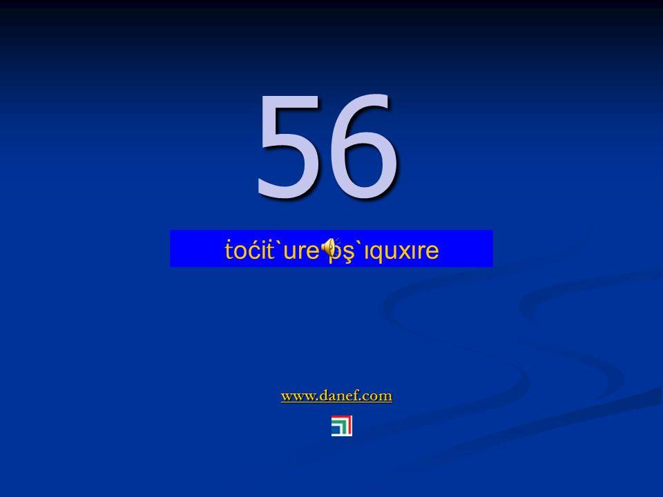 www.danef.com 55 55 ṫ oći ṫ `ure pş`ıqutfıre