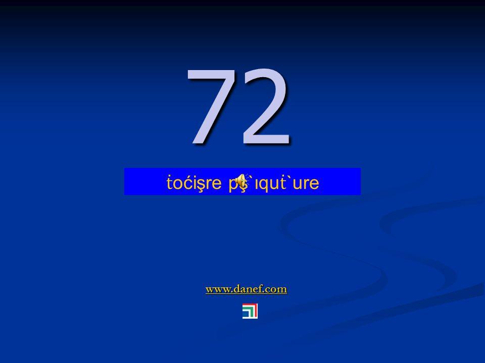 www.danef.com 71 71 ṫ oćişre pş`ıquzıre