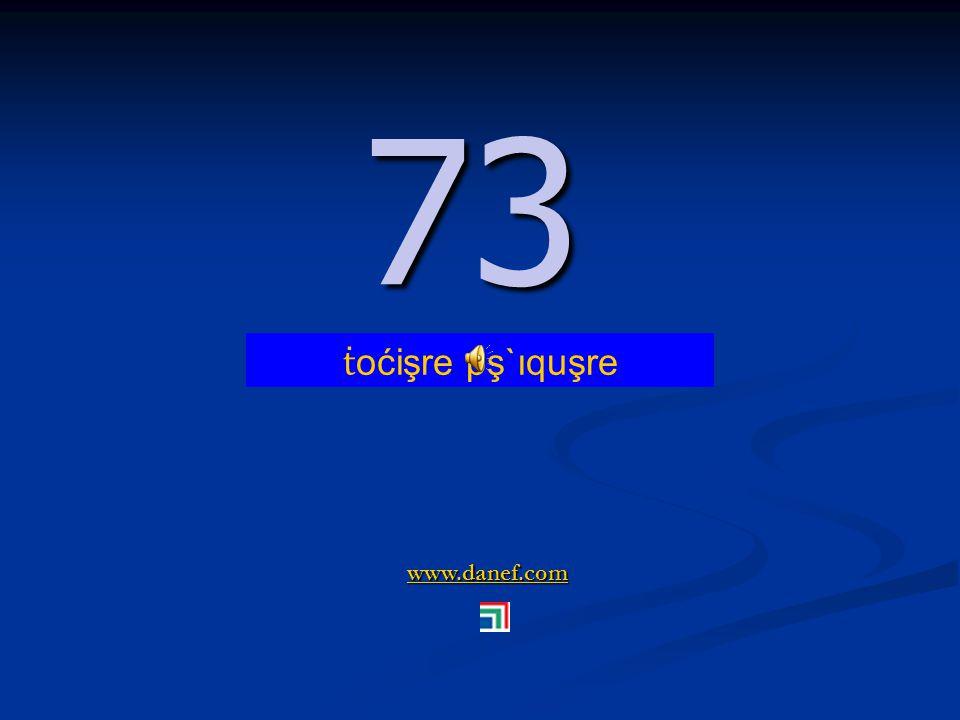 www.danef.com 72 72 ṫ oćişre pş`ıqu ṫ `ure