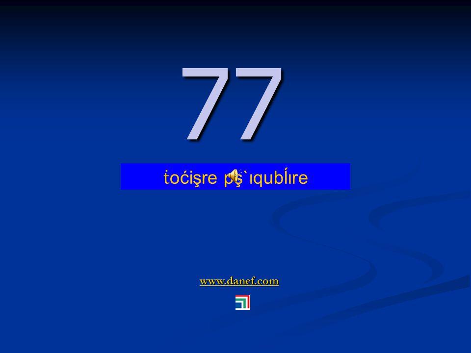www.danef.com 76 76 ṫ oćişre pş`ıquxıre