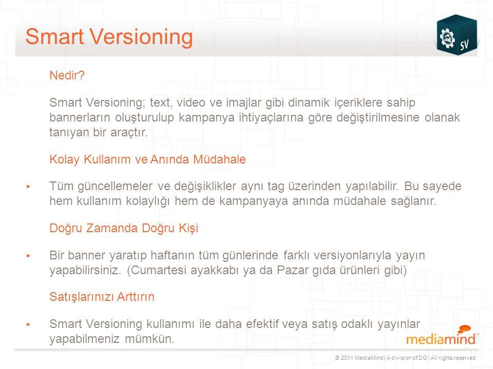 Smart Versioning Nedir.