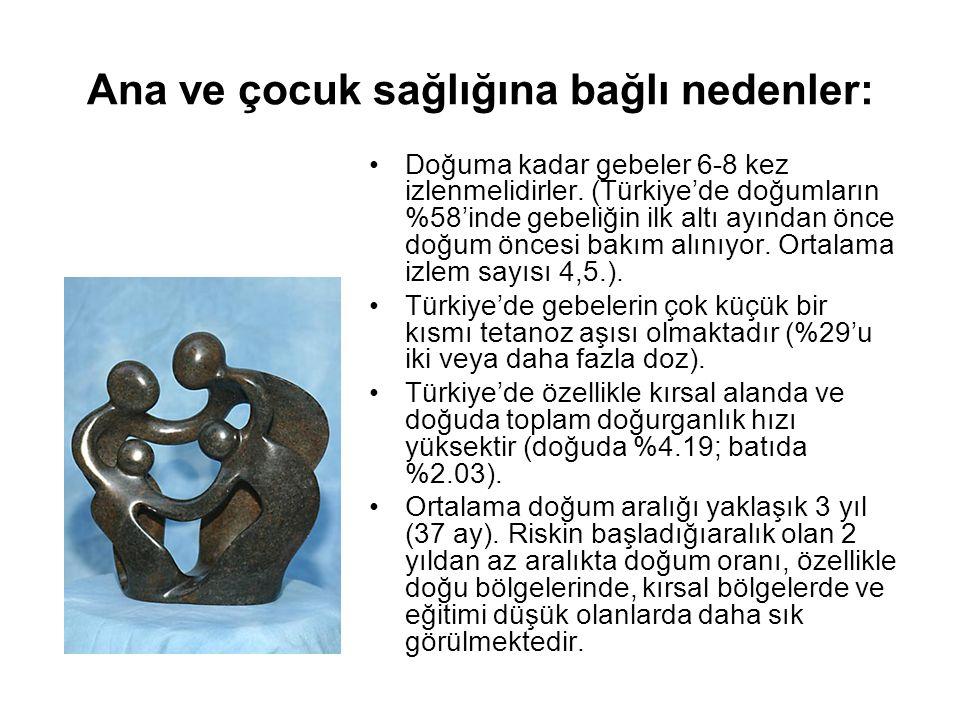 SAKATLIĞIN OLUŞMASINDAKİ TEMEL FAKTÖRLER Genetik Faktörler: –Akraba evlilikleri Türkiye'deki evliliklerin %22-25'i akraba evlilikleridir.