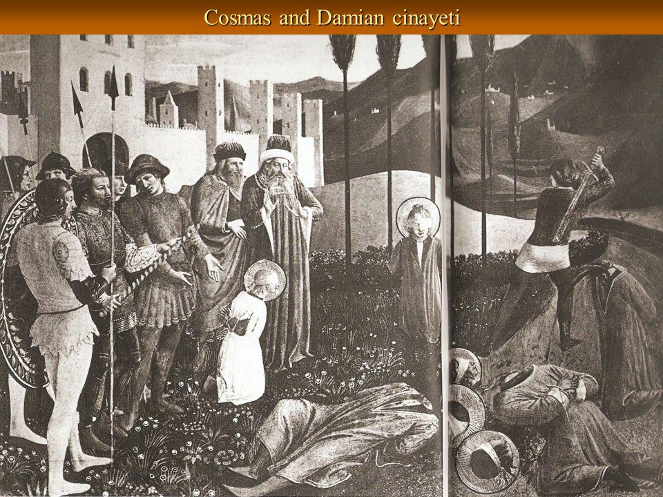 Cosmas and Damian cinayeti