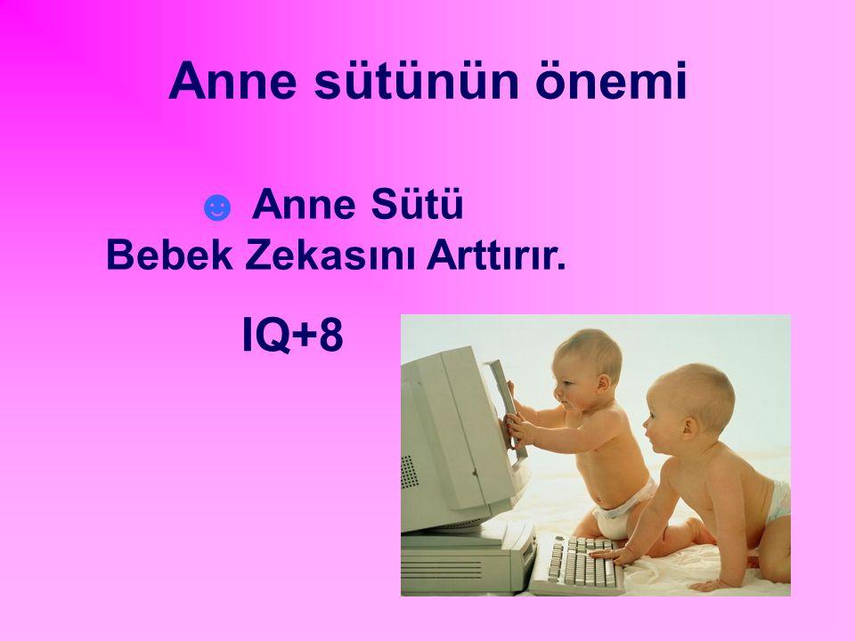 ☻ Bebekle anne arasında özel bir sevgi bağı kurulmasını sağlar. Bebek kendini daha güvende hisseder. ☻ Sağlıklı bir anne bebeği için yeterli süt ürete