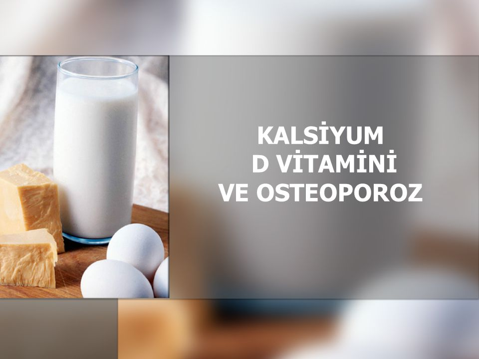 Osteoporoz Osteoporoz, kemik erimesi olarak da adlandırılan, kemiklerin incelmesi, zayıflaması ve kırılması ile karakterize bir hastalıktır.