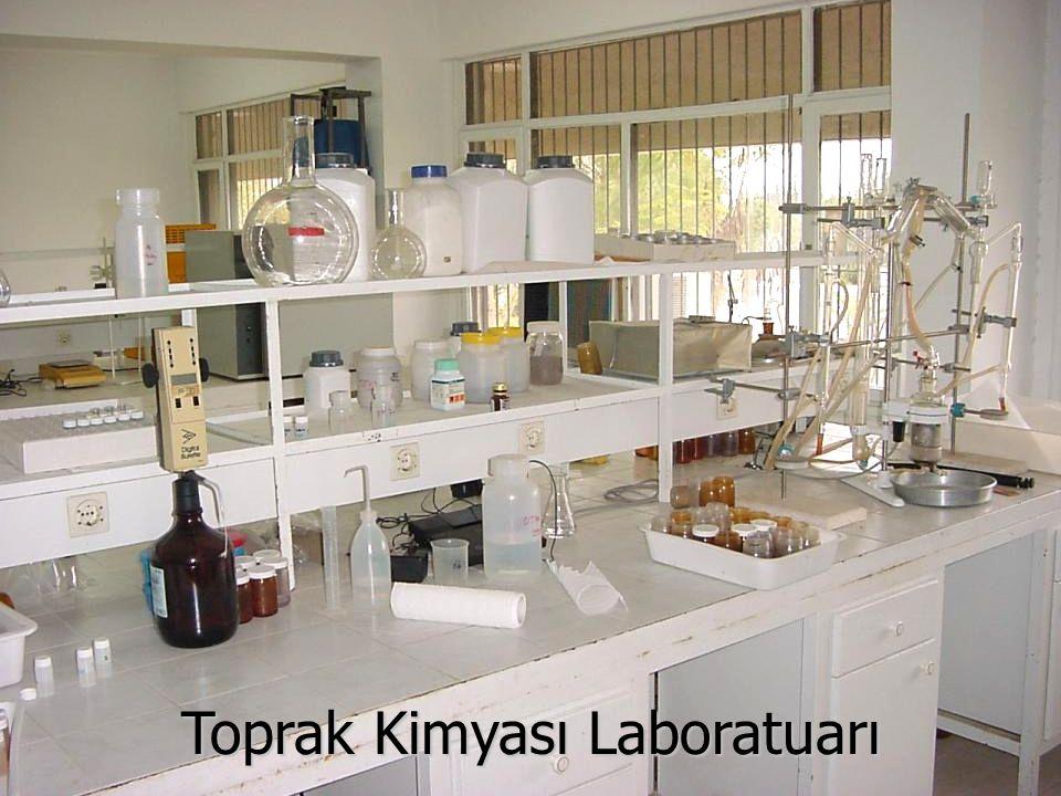Toprak Kimyası Laboratuarı