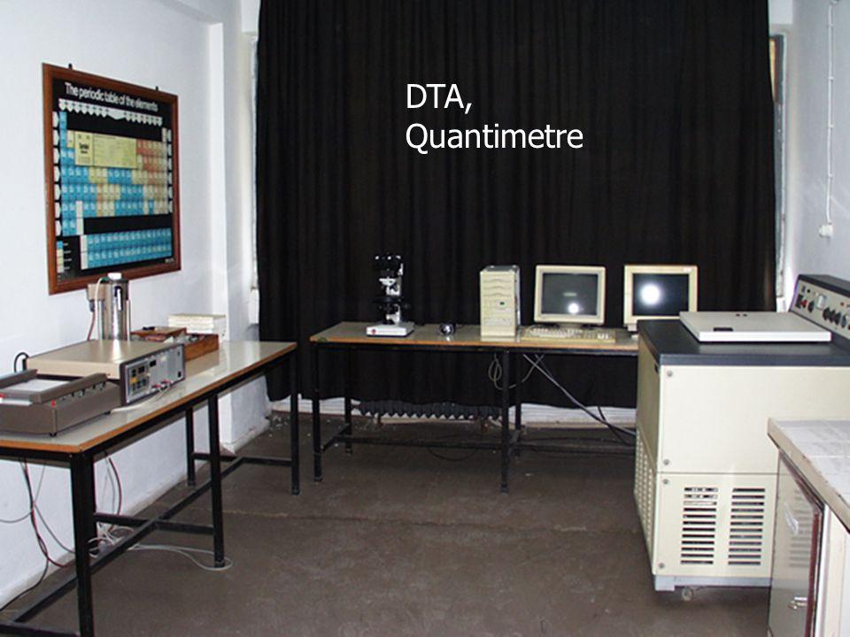 DTA, Quantimetre