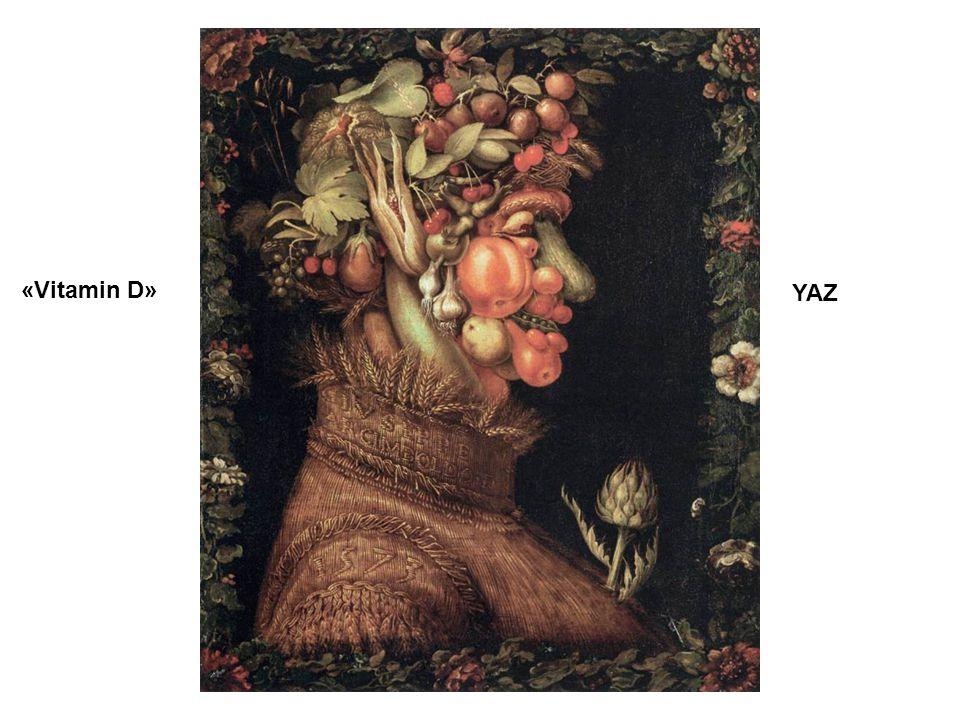 YAZ «Vitamin D»