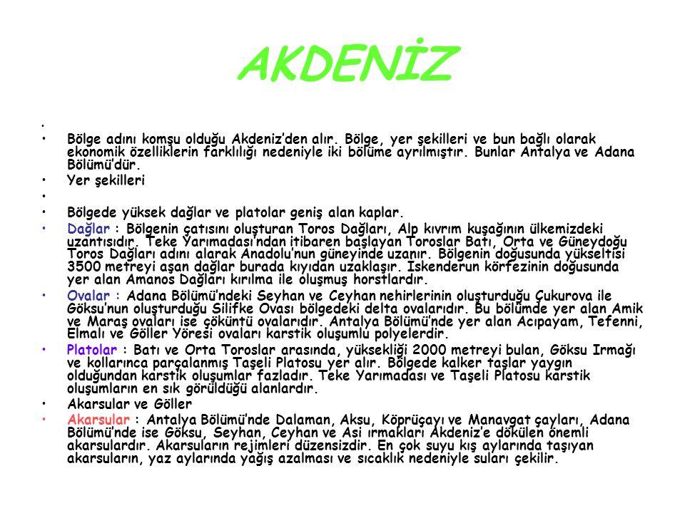 DOĞU ANADOLU Doğu Anadolu Bölgesi Doğu Anadolu Bölgesi, Türkiye nin yedi coğrafi bölgesinden biridir.