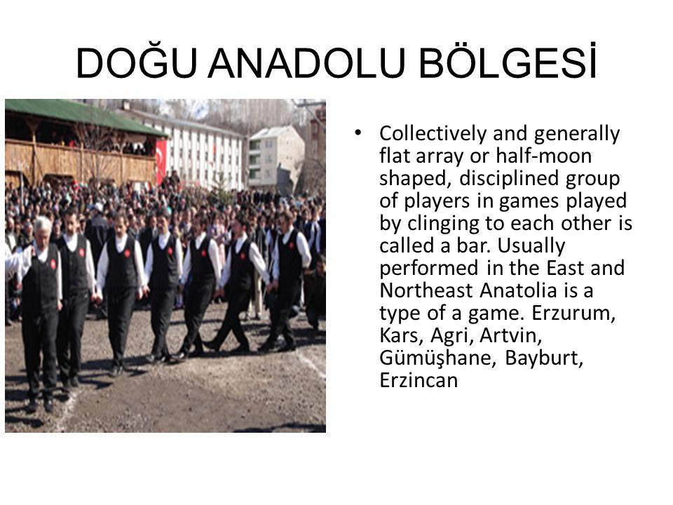 GÜNEYDOĞU ANADOLU BÖLGESİ Siirt in Pervari ilçesinde kadın - erkek karma halde şarkısını da (türküsünü de) söyleyerek ve ikiden fazla kişiyle Lorke oynarlar.