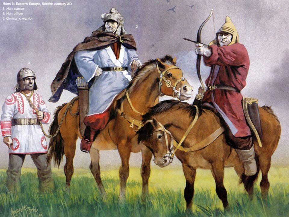 Birinci Balkan Seferi (441-442) Bizans ın Margos Antlaşması nın hükümlerine uymaması üzerine Attila, Bizans üzerine sefere çıktı.