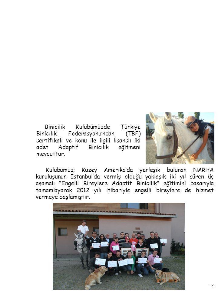 -3- Eski Yunanca da at anlamına gelen Hippos kelimesinden gelmektedir.
