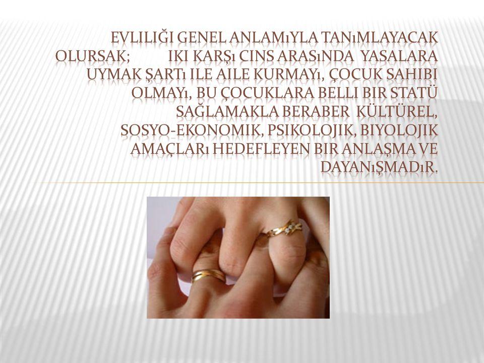 Madde 118: Nişanlanma, evlenme vaadiyle olur.
