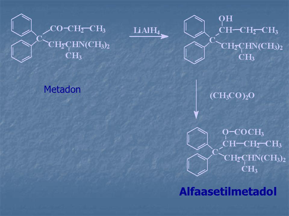 Alfaasetilmetadol Metadon