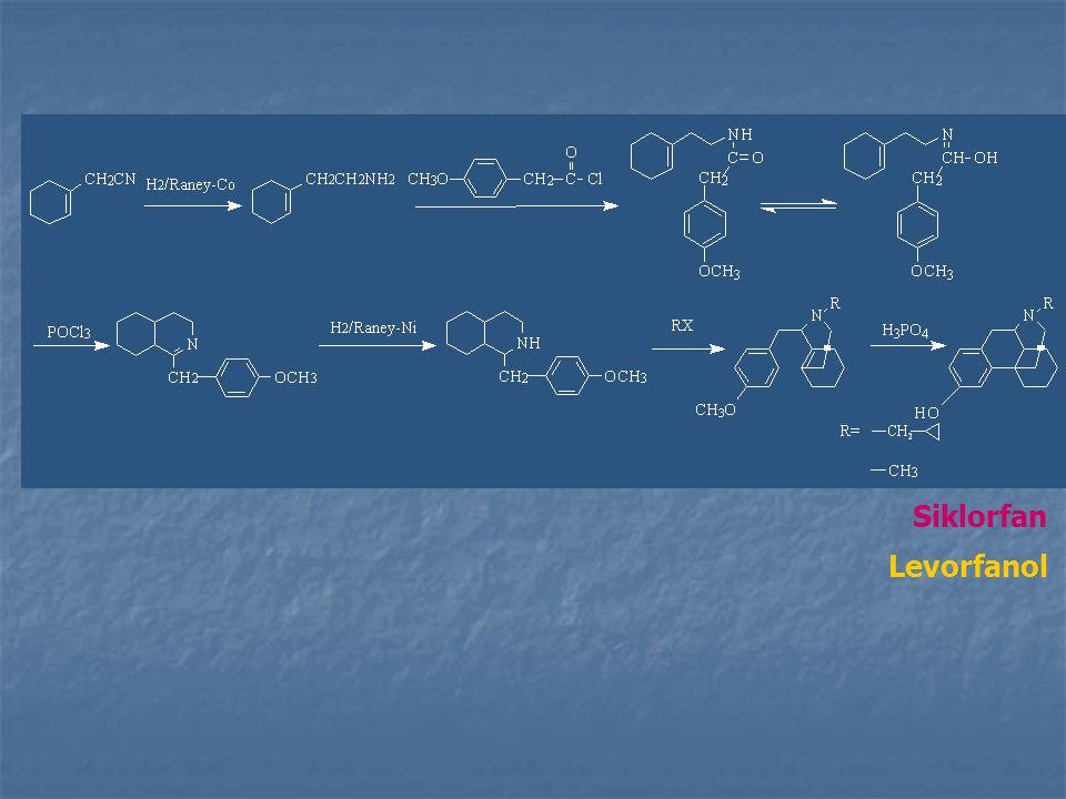 Siklorfan Levorfanol