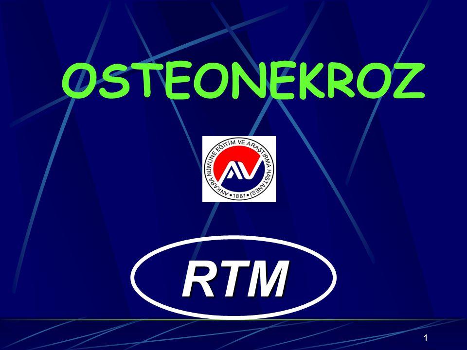 1 OSTEONEKROZ RTM