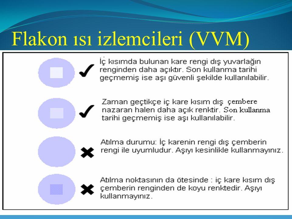 Flakon ısı izlemcileri (VVM)