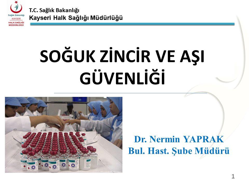 T.C. Sağlık Bakanlığı Kayseri Halk Sağlığı Müdürlüğü TEŞEKKÜR EDERİZ 91