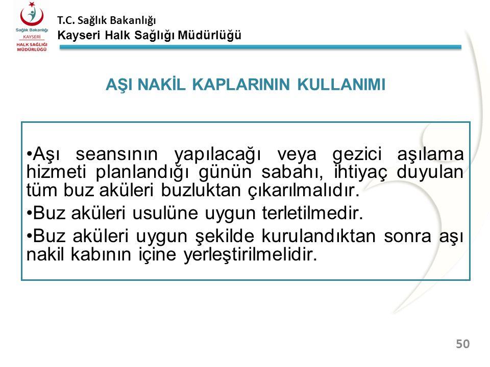 T.C. Sağlık Bakanlığı Kayseri Halk Sağlığı Müdürlüğü 49