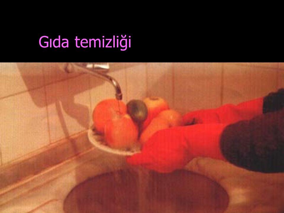 Gıda temizliği