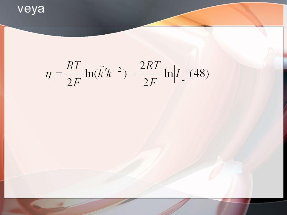 Buradan 44 denklemi yardımıyla Ln 'i alınırsa