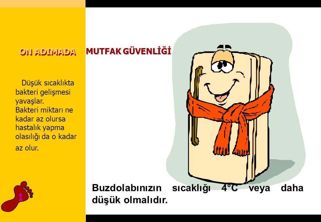 Prof.Dr.Mustafa TAYAR ON ADIMADA MUTFAK GÜVENLİĞİ