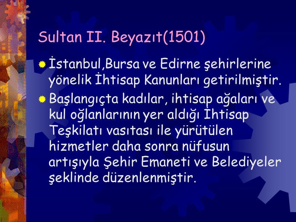Sultan II.
