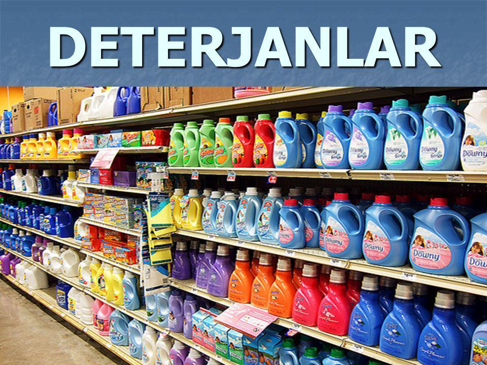 Çamaşırlarda kullanılan temizleyici maddelerin lekeleri çıkartması, fakat kumaşı soldurmaması gerektiği gibi, bu maddelerin biyolojik olarak (kullanıldıktan sonra bakterilerce) parçalanabilmesi de gerekir.