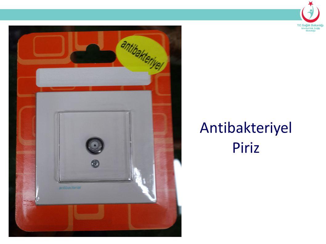 Antibakteriyel Piriz