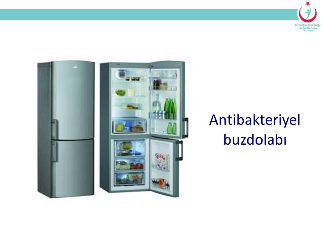 Antibakteriyel buzdolabı