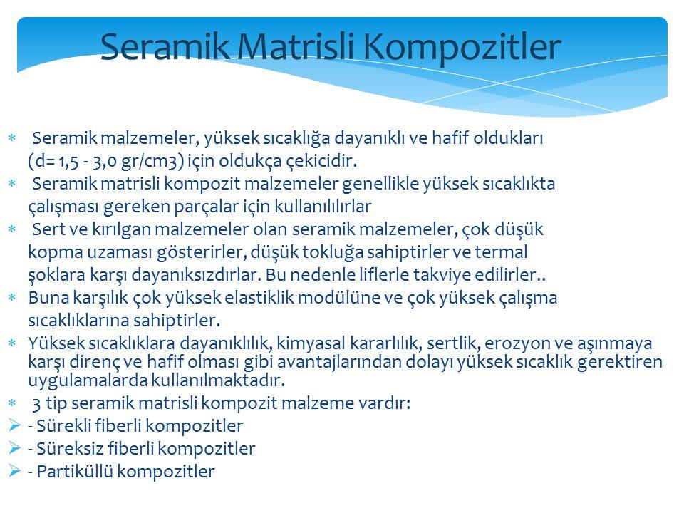  Seramik fren diski SMK'LERİN KULLANIM ALANLARI