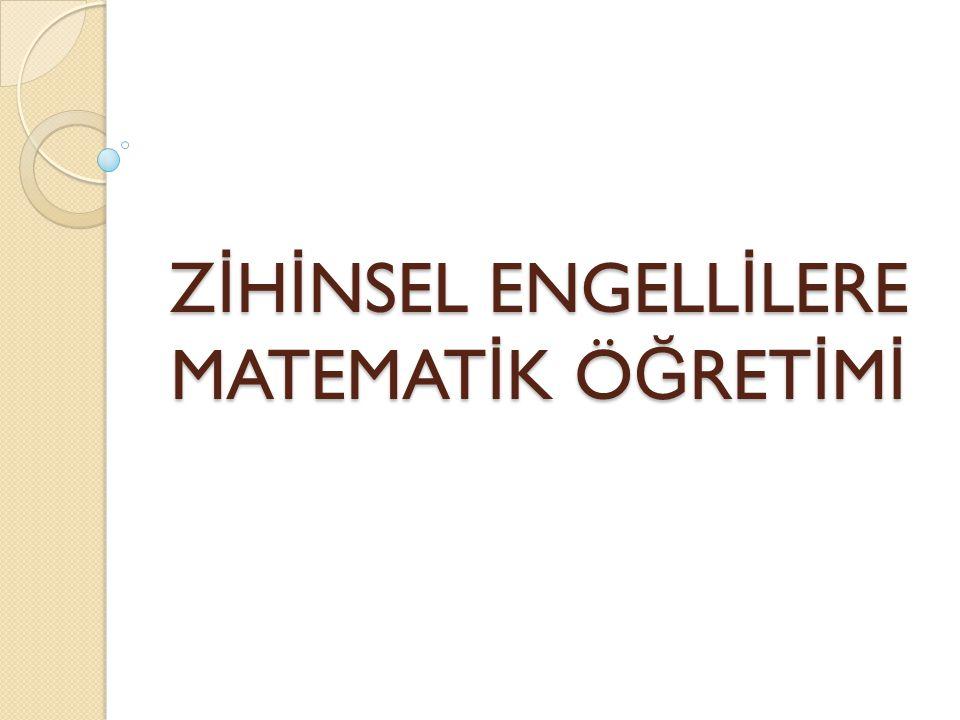 Matematik dersi için ö ğ retim uyarlaması: Amaç: 1 ile 5 arasındaki rakamları her soruldu ğ unda ba ğ ımsız olarak söyler.