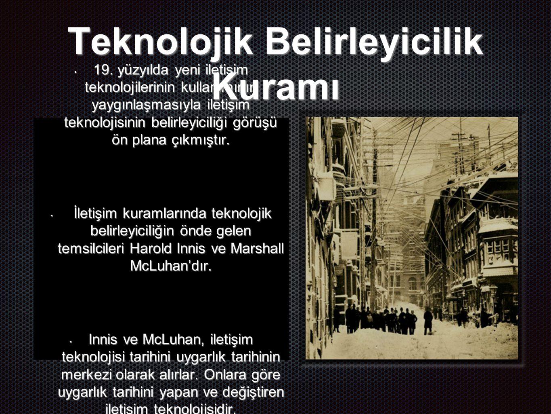 McLuhan, her kültür çağında bilginin kaydedilip aktarıldığı aracın o kültürün karakterinin belirlenmesinde kesin bir rol oynadığını öne sürmüş ve bu görüşünü araç iletidir deyişiyle McLuhan, her kültür çağında bilginin kaydedilip aktarıldığı aracın o kültürün karakterinin belirlenmesinde kesin bir rol oynadığını öne sürmüş ve bu görüşünü araç iletidir deyişiyle özetlemiştir.