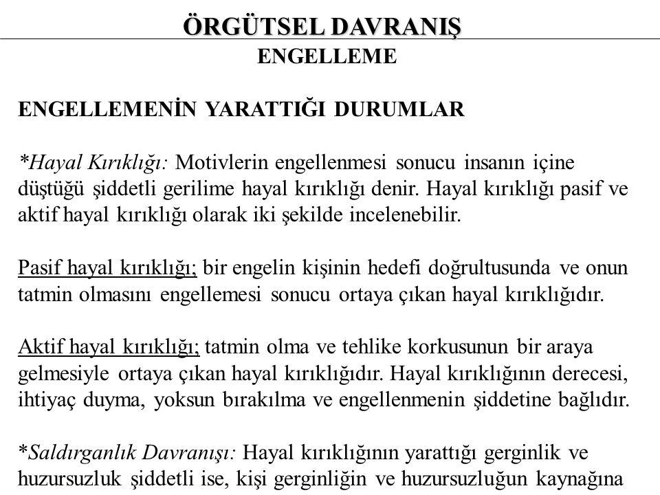 SAVUNMA MEKANİZMALARI 13.