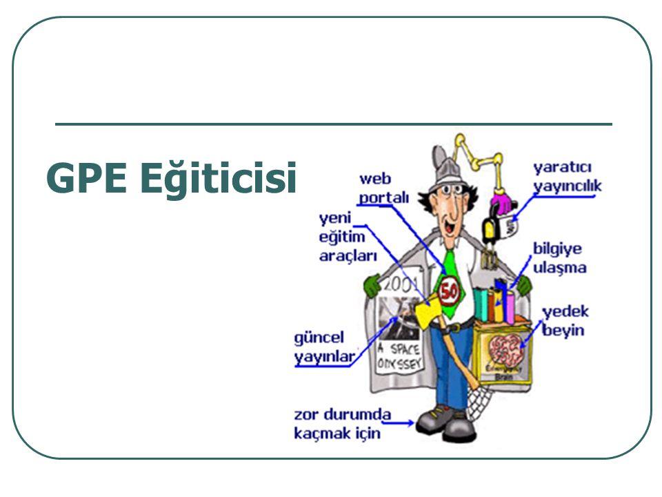 GPE Eğiticisi