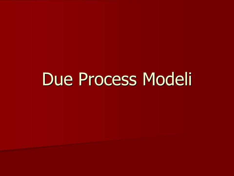 İçindekiler Due Process Kavramı Due Process Kavramı Tarihçesi Tarihçesi Procedural ve Substantive Due Process Procedural ve Substantive Due Process İlk dönem Due Process hakları İlk dönem Due Process hakları Due Process açısındanTürkiye Due Process açısındanTürkiye Due Process kapsamında Sanık Hakları Due Process kapsamında Sanık Hakları Duruşma Öncesi Haklar Duruşma Öncesi Haklar Son Duruşma Sırasındaki Haklar Son Duruşma Sırasındaki Haklar Sonuç Sonuç