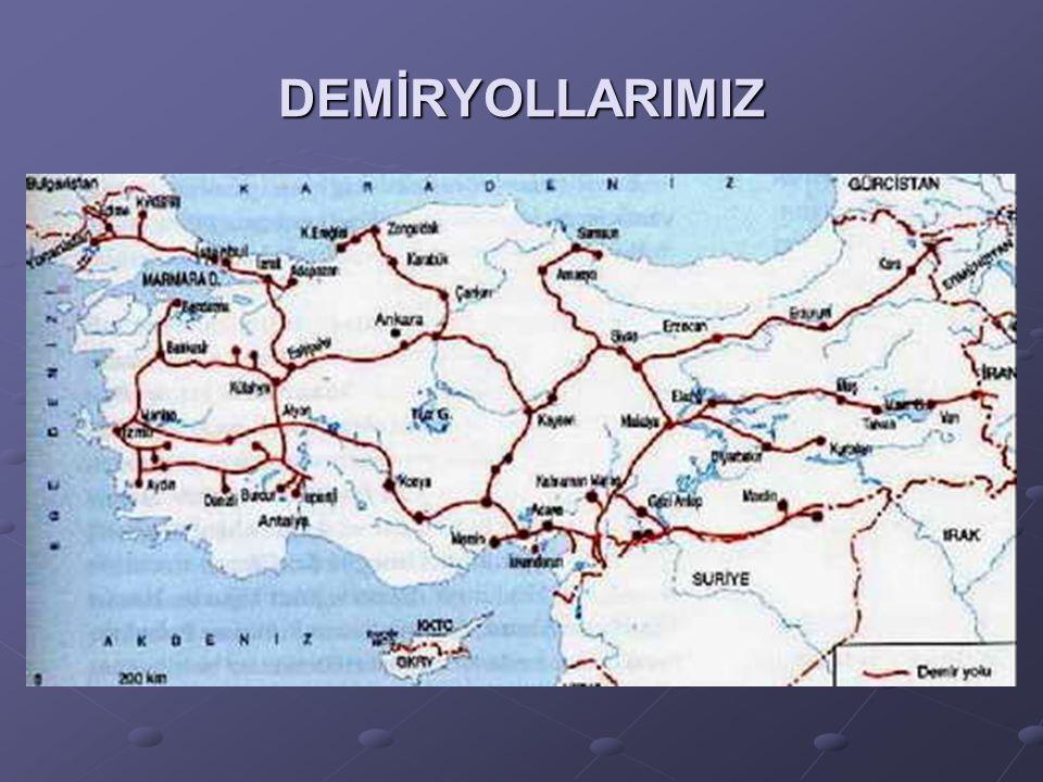 DEMİRYOLLARIMIZ