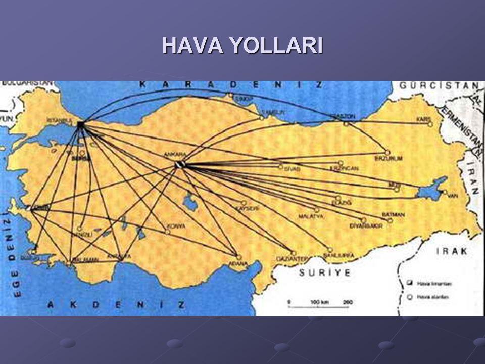 HAVA YOLLARI