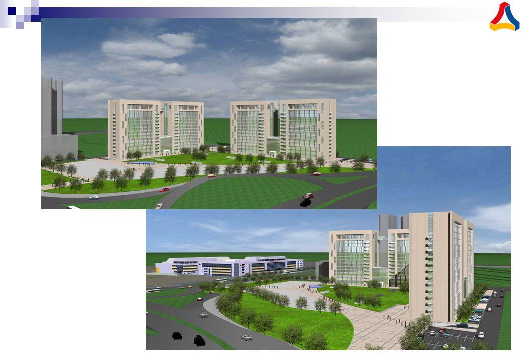 15 YURT KAVRAMINA YENİ BİR ANLAM KAZANDIRDIK: TOBB ETÜ ÖĞRENCİ KONUKEVİ Konukevi, 36.678 m² arsa üzerine kurulu 2 blokta 45.899 m² kapalı alanlı ve 23.948 m² yer altı çok katlı otoparktan oluşacaktır.